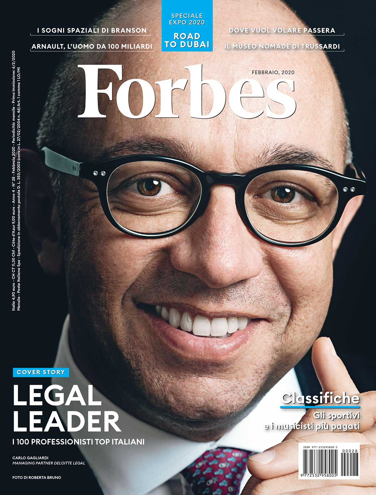 D-Orbit Forbes febbraio 2020