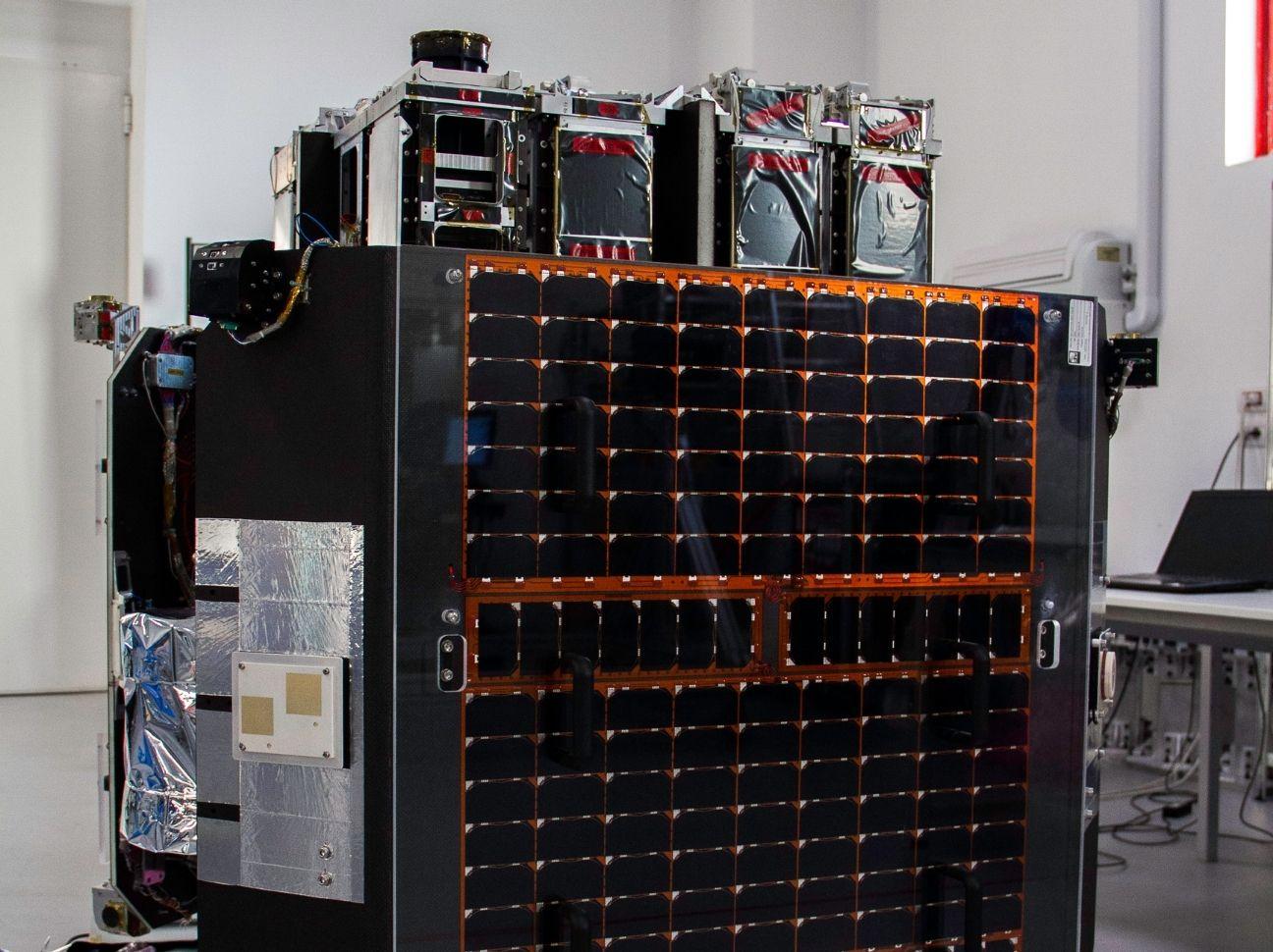 Ion Satellite D-Orbit