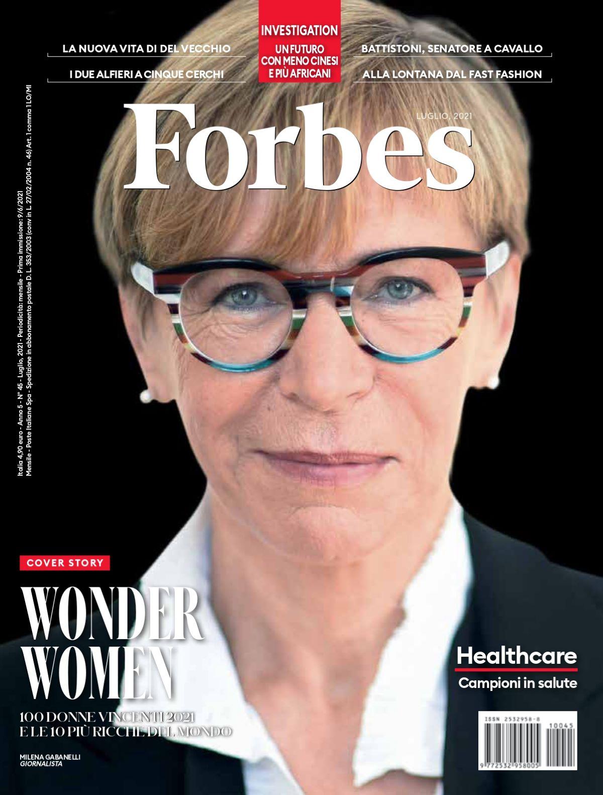 Forbes Luglio 2021 ClubDealOnline