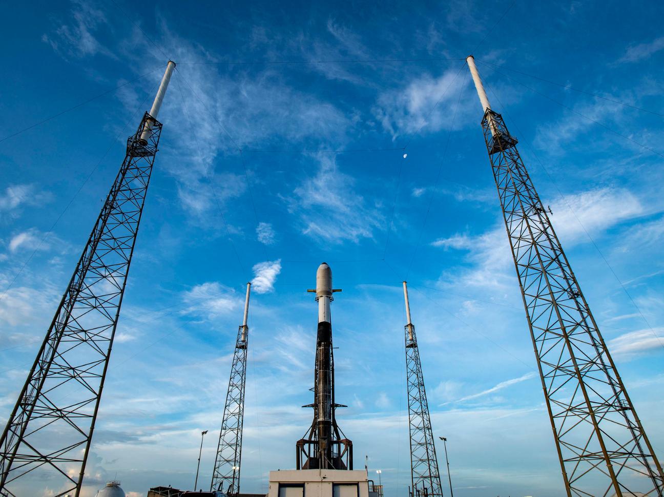 Lancio razzo Falcon9