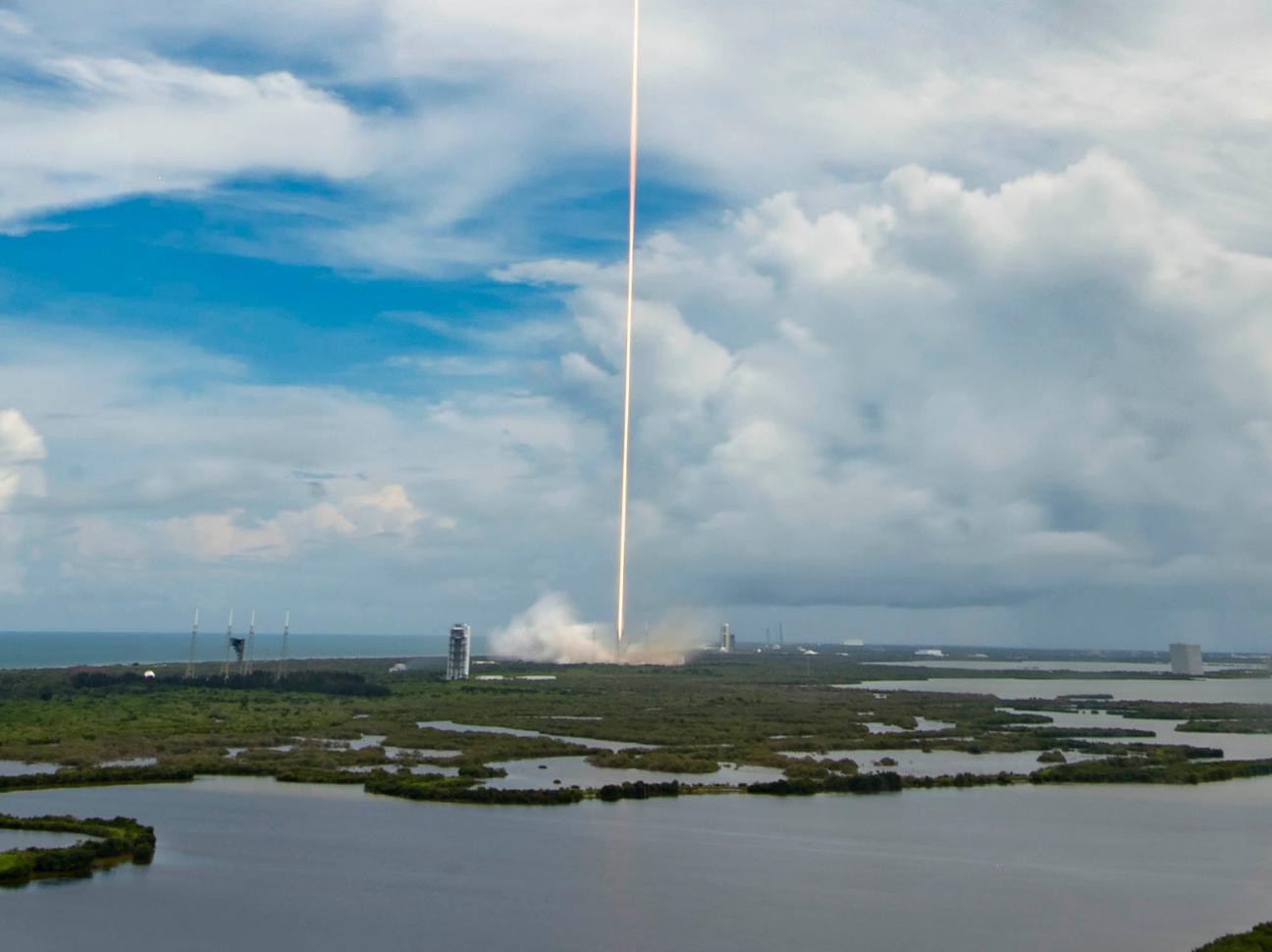 Lancio missione D-Orbit